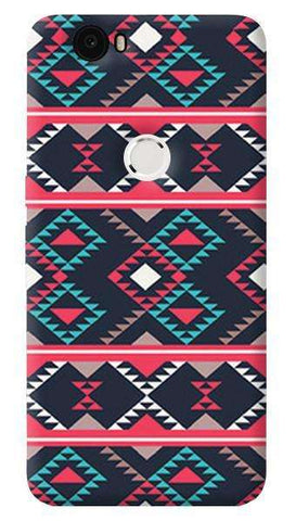 Abstract Tribal  Nexus 6P Case