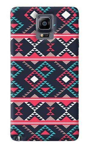 Abstract Tribal  Samsung Galaxy Note 4 Case