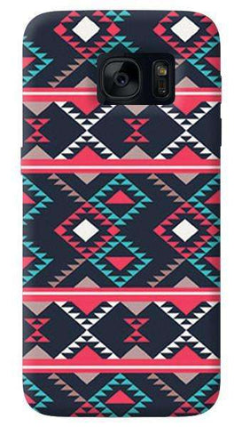 Abstract Tribal  Samsung Galaxy S7 Case