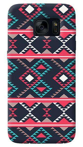 Abstract Tribal  Samsung Galaxy S7 Edge Case