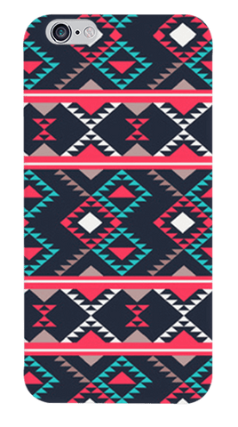 Abstract Tribal Apple iPhone 6/6S Case