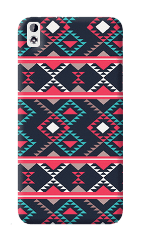Abstract Tribal HTC Desire 816 Case