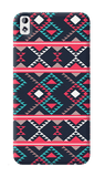 Abstract Tribal HTC Desire 820 Case