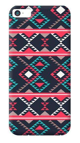 Abstract Tribal iPhone 5/5S Case