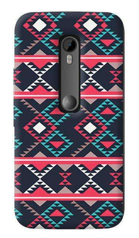 Abstract Tribal Motorola Moto G 3rd Gen Case