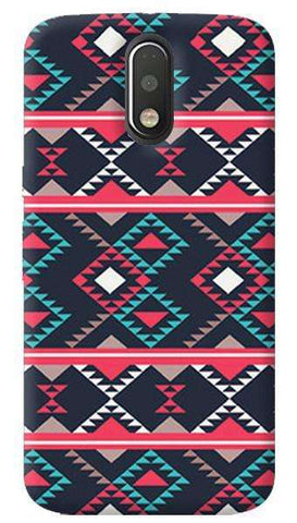 Abstract Tribal Motorola Moto G4/ G4 Plus Case