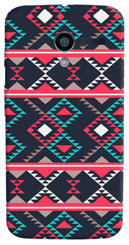 Abstract Tribal Motorola Moto X Case