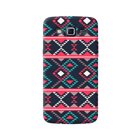 Abstract Tribal Samsung Galaxy Grand 2 Case