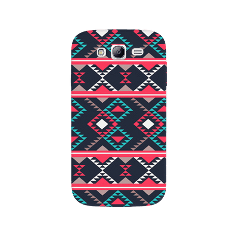 Abstract Tribal Samsung Galaxy Grand Case
