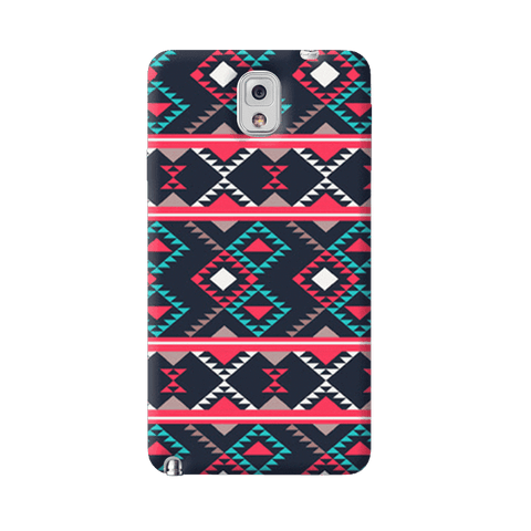 Abstract Tribal Samsung Galaxy Note 3 Case