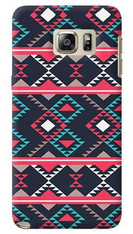 Abstract Tribal Samsung Galaxy Note 5 Case