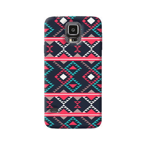 Abstract Tribal Samsung Galaxy S5 Case