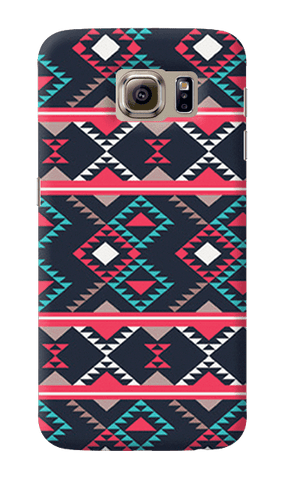 Abstract Tribal Samsung Galaxy S6 Case