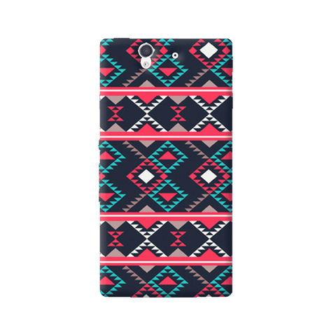 Abstract Tribal Sony Xperia Z Case