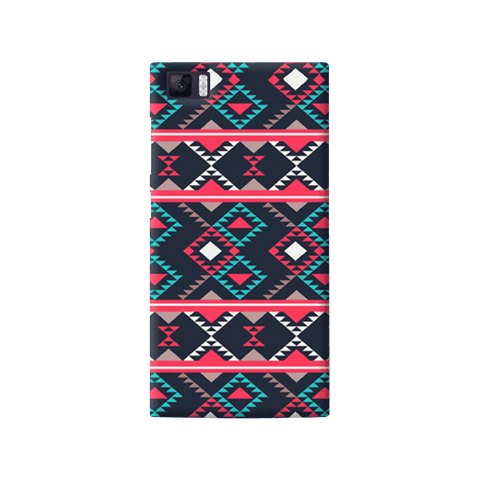 Abstract Tribal Xiaomi Mi3 Case