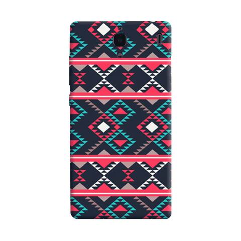 Abstract Tribal Xiaomi Redmi 1S Case