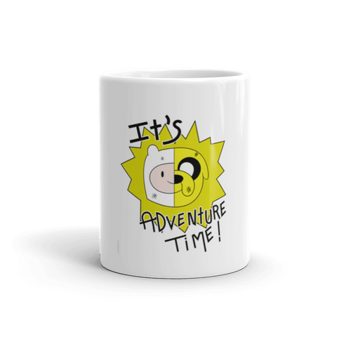 Adventure Time Coffee Mug