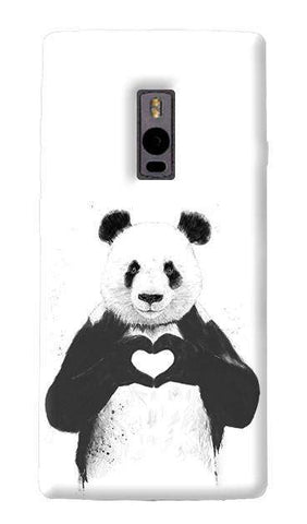 All You Need Is Love OnePlus Two Case