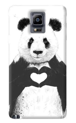 All You Need Is Love Samsung Galaxy Note 4 Case