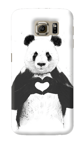 All You Need Is Love Samsung Galaxy S6 Case
