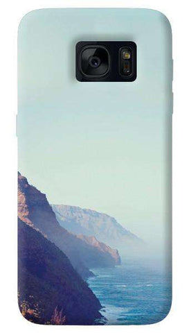Along The Ocean   Samsung Galaxy S7 Edge Case
