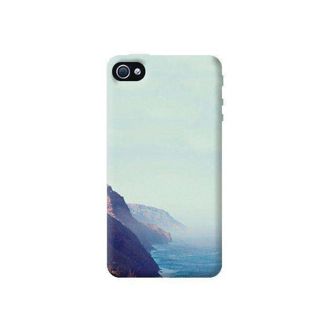 Along The Ocean Apple iPhone 4/4S Case