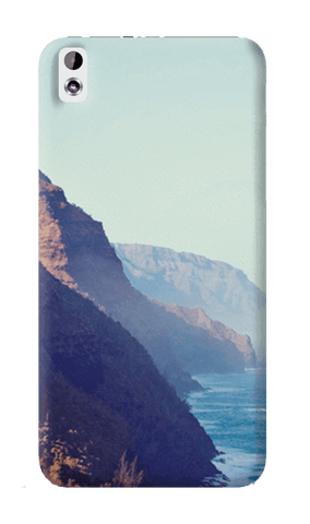 Along The Ocean HTC Desire 820 Case