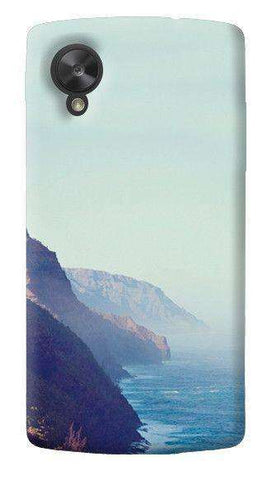 Along The Ocean LG Nexus 5 Case
