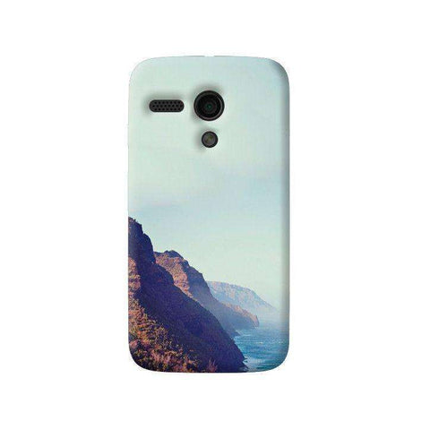 Along The Ocean Moto G Case