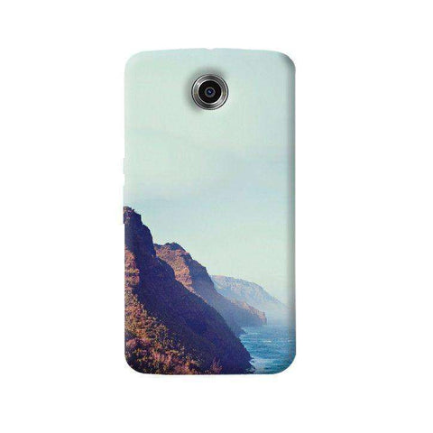 Along The Ocean Nexus 6 Case
