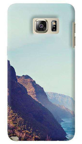 Along The Ocean Samsung Galaxy Note 5 Case