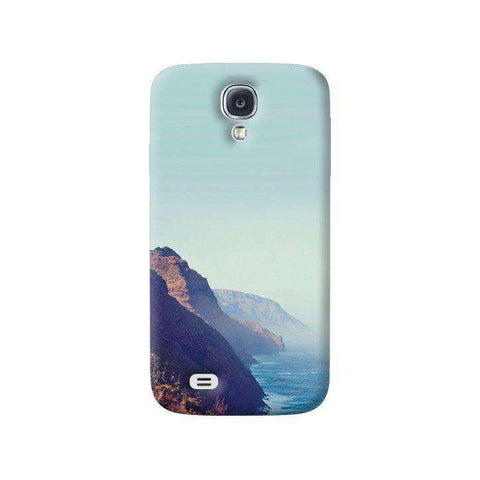 Along The Ocean Samsung Galaxy S4 Case