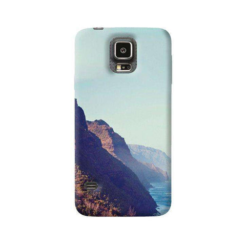 Along The Ocean Samsung Galaxy S5 Case