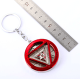Arc Reactor Keychain