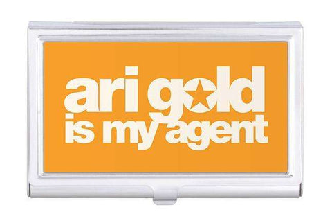 Ari Gold Business Card Holder