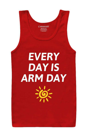 Arms Day Tank Top