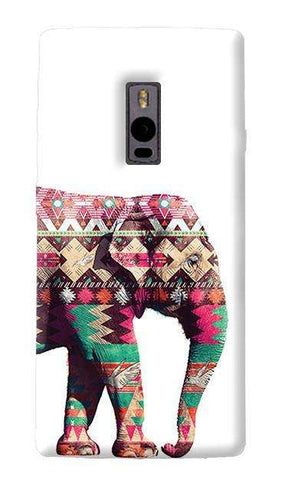 Aztec Elephant OnePlus Two Case