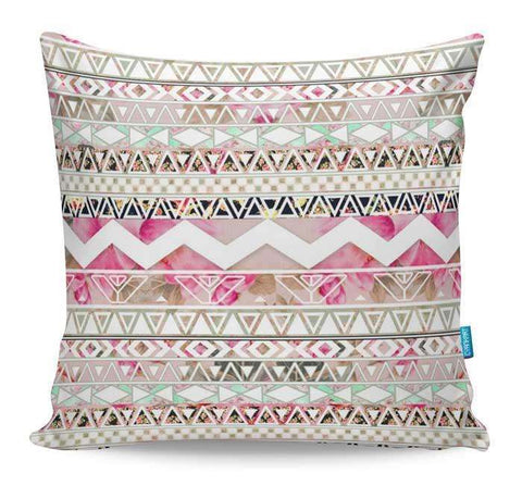 Aztec Spring Cushion Cover