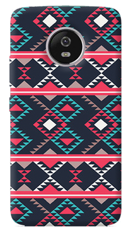 Aztec Tribal Motorola Moto G5 Plus Case