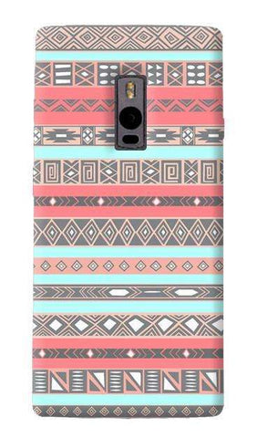 Baby Blue Aztec OnePlus Two Case