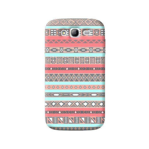 Baby Blue Aztec Samsung Galaxy Grand Case