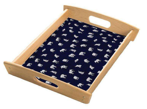 Baby Elephant Serving Tray