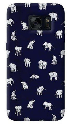 Baby Elephants   Samsung Galaxy S7 Edge Case