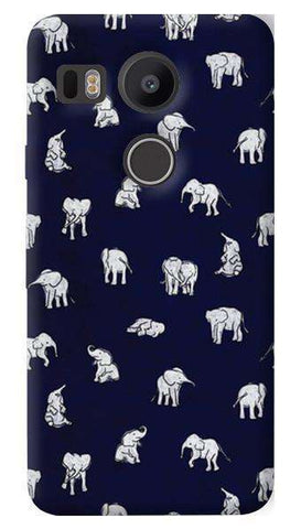 Baby Elephants  Nexus 5X Case