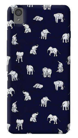 Baby Elephants  Oneplus X Case