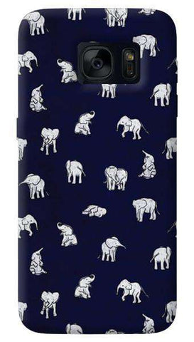 Baby Elephants  Samsung Galaxy S7 Case