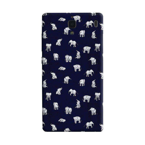 Baby Elephants  Xiaomi Redmi 1S Case