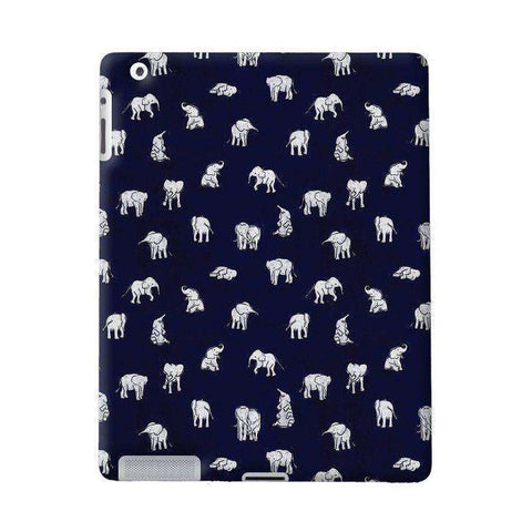 Baby Elephants Apple iPad Case
