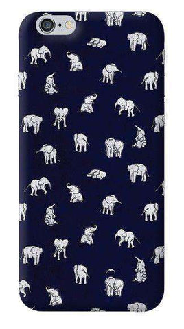Baby Elephants Apple iPhone 6/6S Case