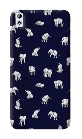 Baby Elephants HTC Desire 816 Case